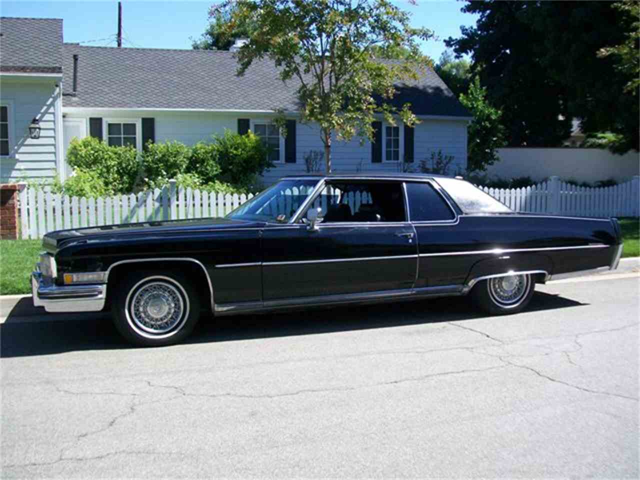 1973 Cadillac Coupe DeVille for Sale | ClicCars.com | CC-913345