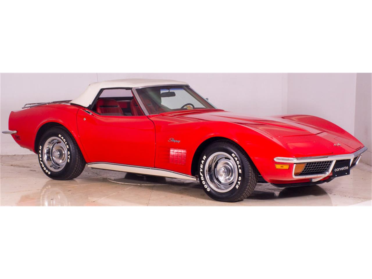 Large Picture of '72 Corvette - JIF7