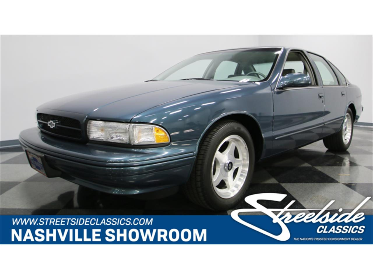 For Sale: 1996 Chevrolet Impala SS in Lavergne, Tennessee