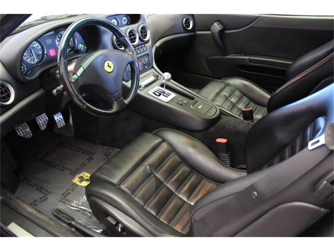 Large Picture of 2000 Ferrari 550 Maranello located in Anaheim California - $139,900.00 Offered by DC Motors - JKZ6