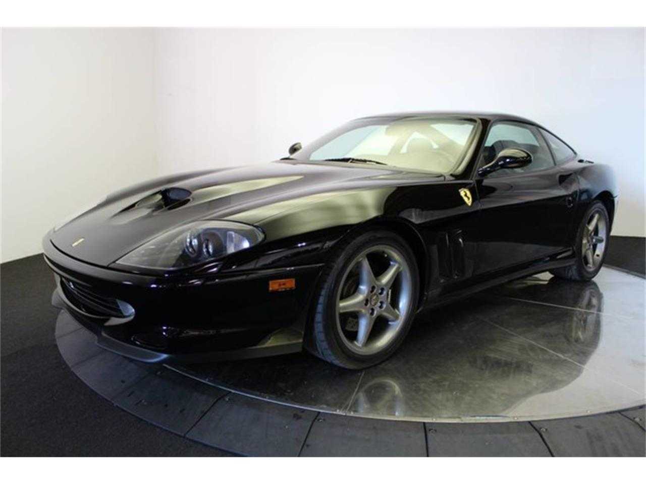 Large Picture of '00 Ferrari 550 Maranello - $139,900.00 - JKZ6