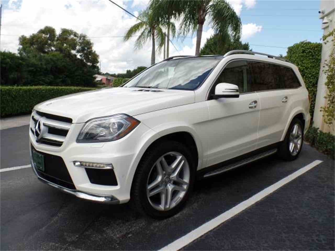 Large Picture of '14 GL550 - JKZK