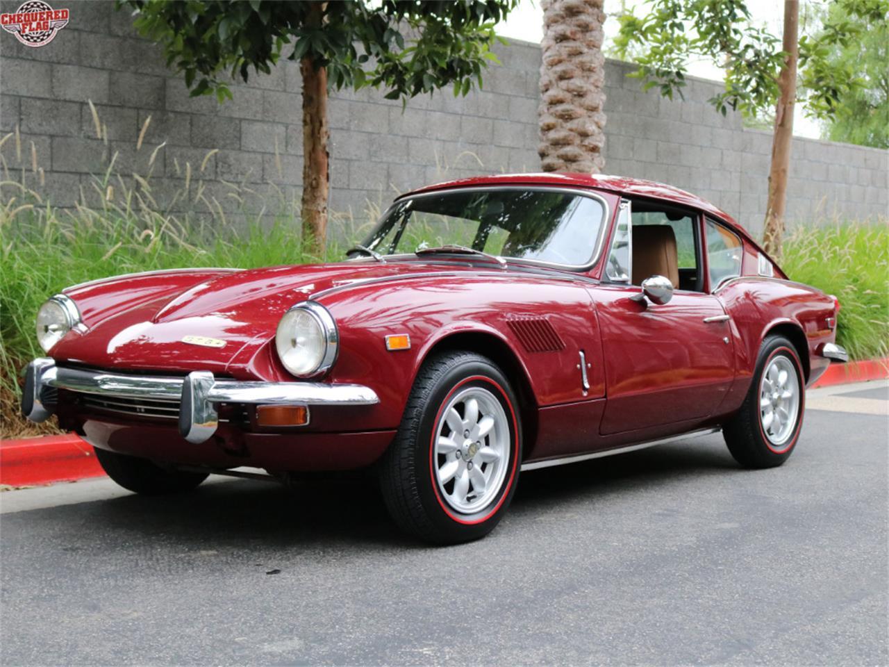1969 Triumph Gt6 Plus For Sale Classiccarscom Cc 913685