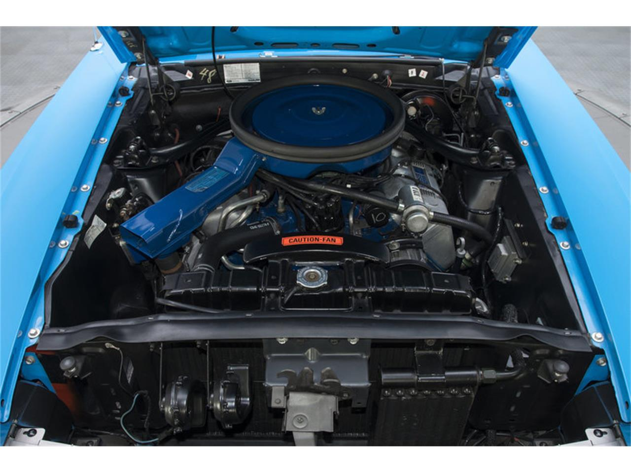 Large Picture of '70 Mustang - JL11