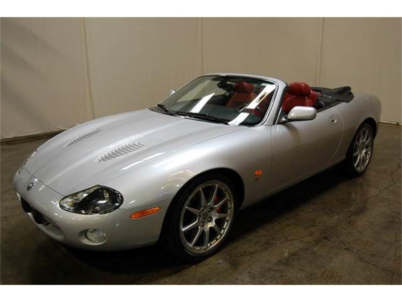 Large Picture Of 04 Jaguar Xkr 15 000 00 Offered By Clic Autosmith Jl1p