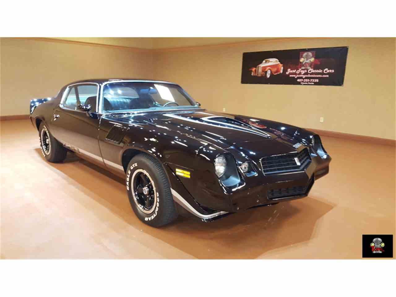 1979 Chevrolet Camaro Z28 for Sale | ClassicCars.com | CC-913787