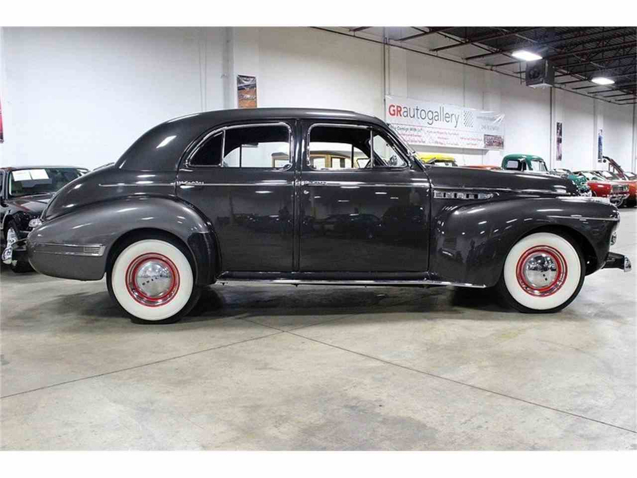 Large Picture of '41 Buick Super located in Kentwood Michigan - JL30