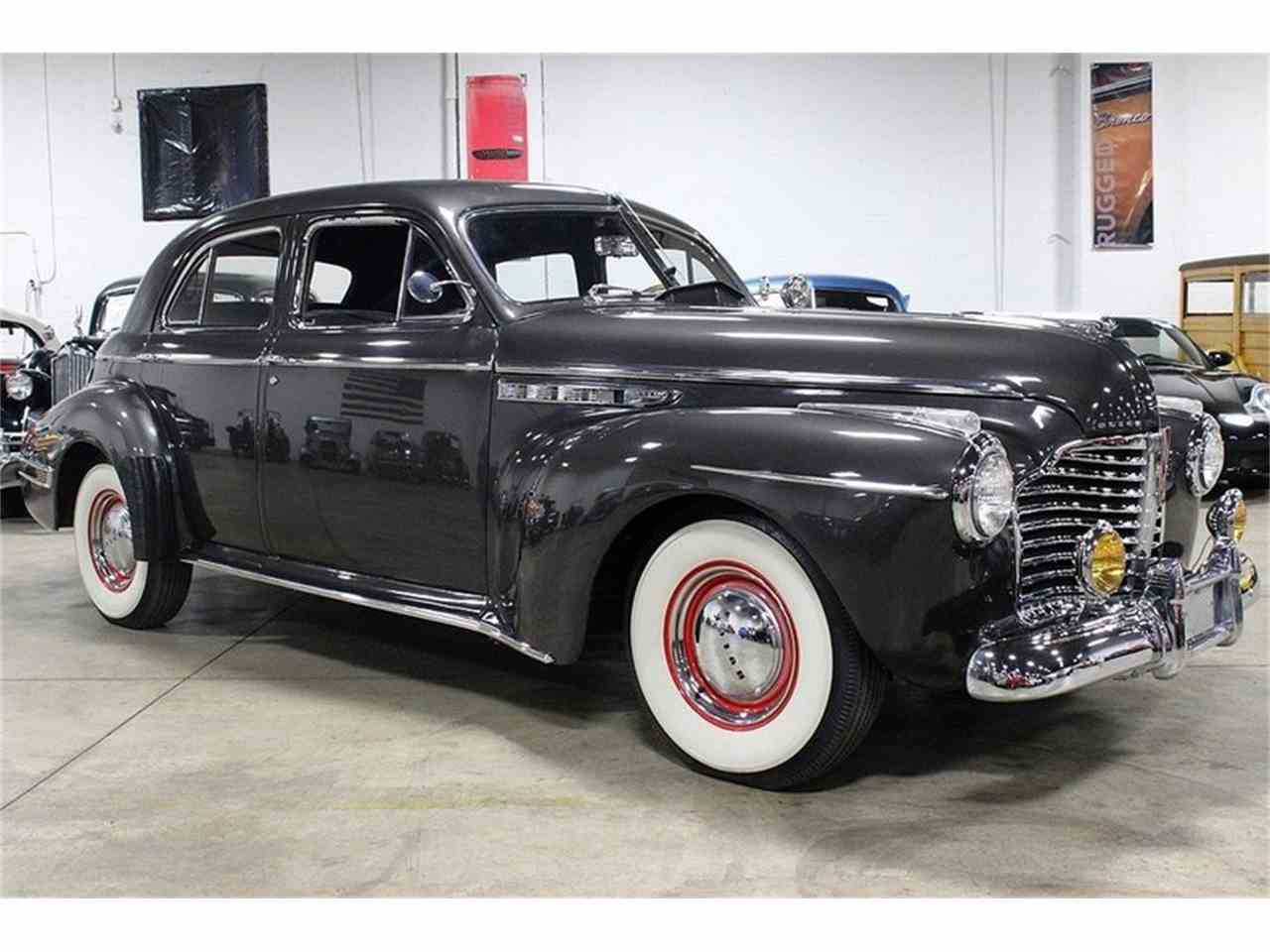Large Picture of Classic 1941 Super located in Michigan Offered by GR Auto Gallery - JL30