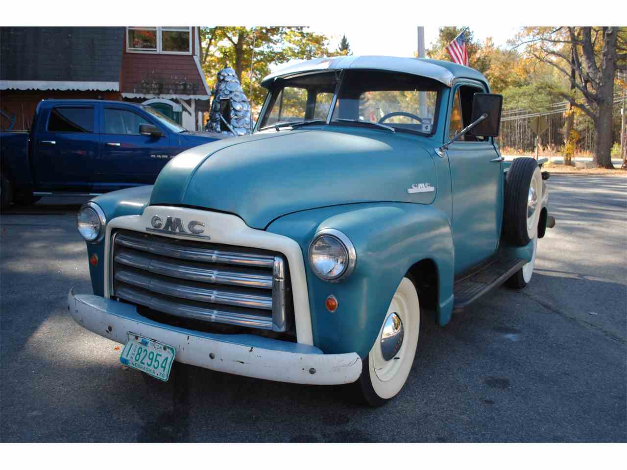 1953 GMC Pickup for Sale | ClassicCars.com | CC-913839
