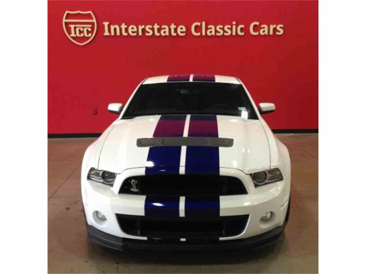 Large Picture of '14 GT500 - JL56