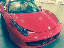 Picture of '14 Ferrari 458 Offered by Interstate Classic Cars - JL59