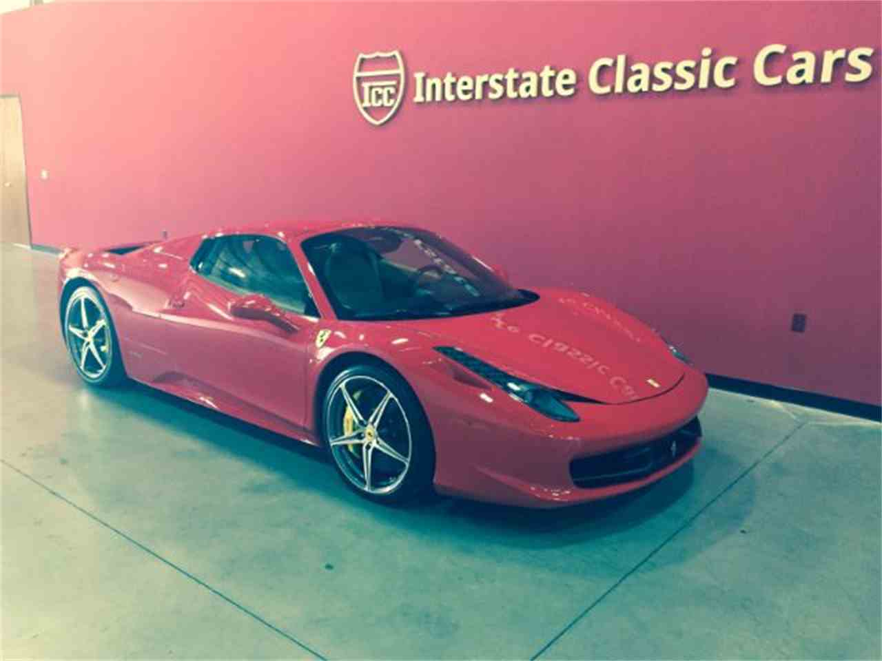 Large Picture of '14 Ferrari 458 - $259,900.00 Offered by Interstate Classic Cars - JL59