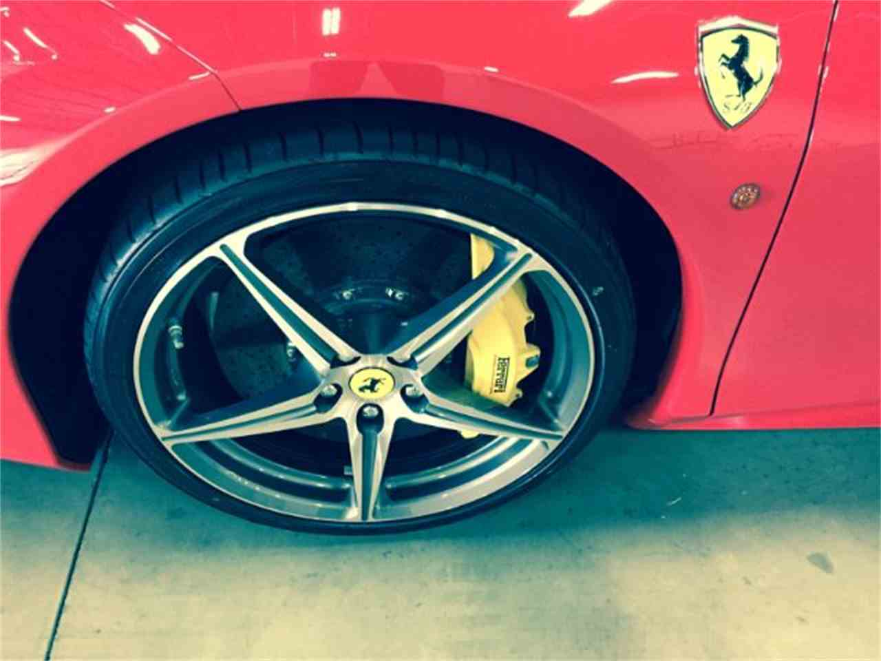 Large Picture of '14 Ferrari 458 Offered by Interstate Classic Cars - JL59