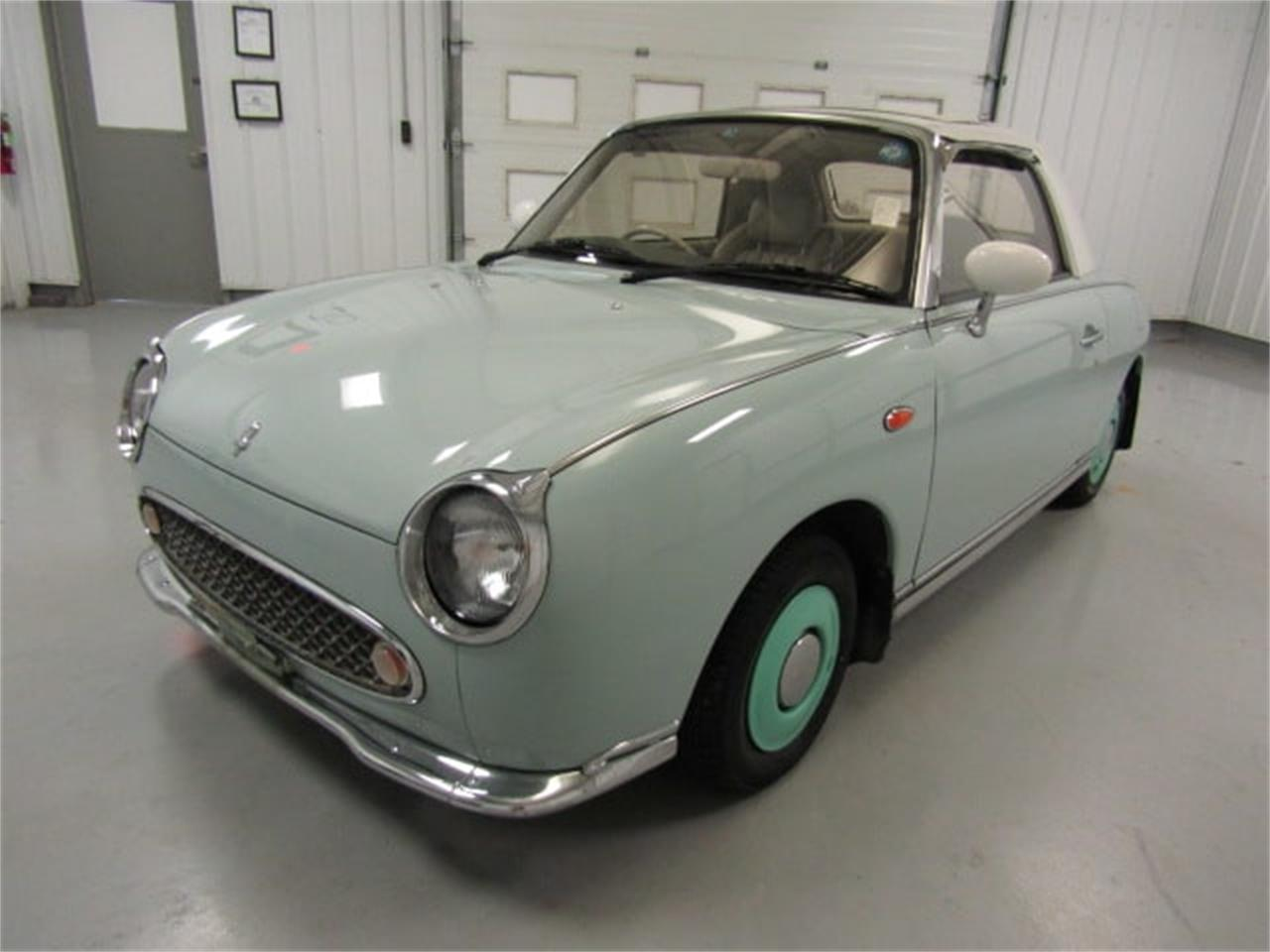 Large Picture of '91 Nissan Figaro located in Christiansburg Virginia Offered by Duncan Imports & Classic Cars - JL5L