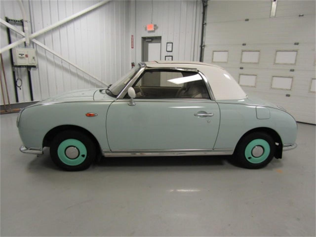 Large Picture of '91 Nissan Figaro - JL5L