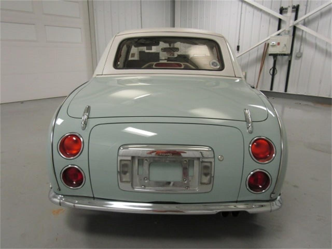 Large Picture of '91 Nissan Figaro located in Virginia - JL5L