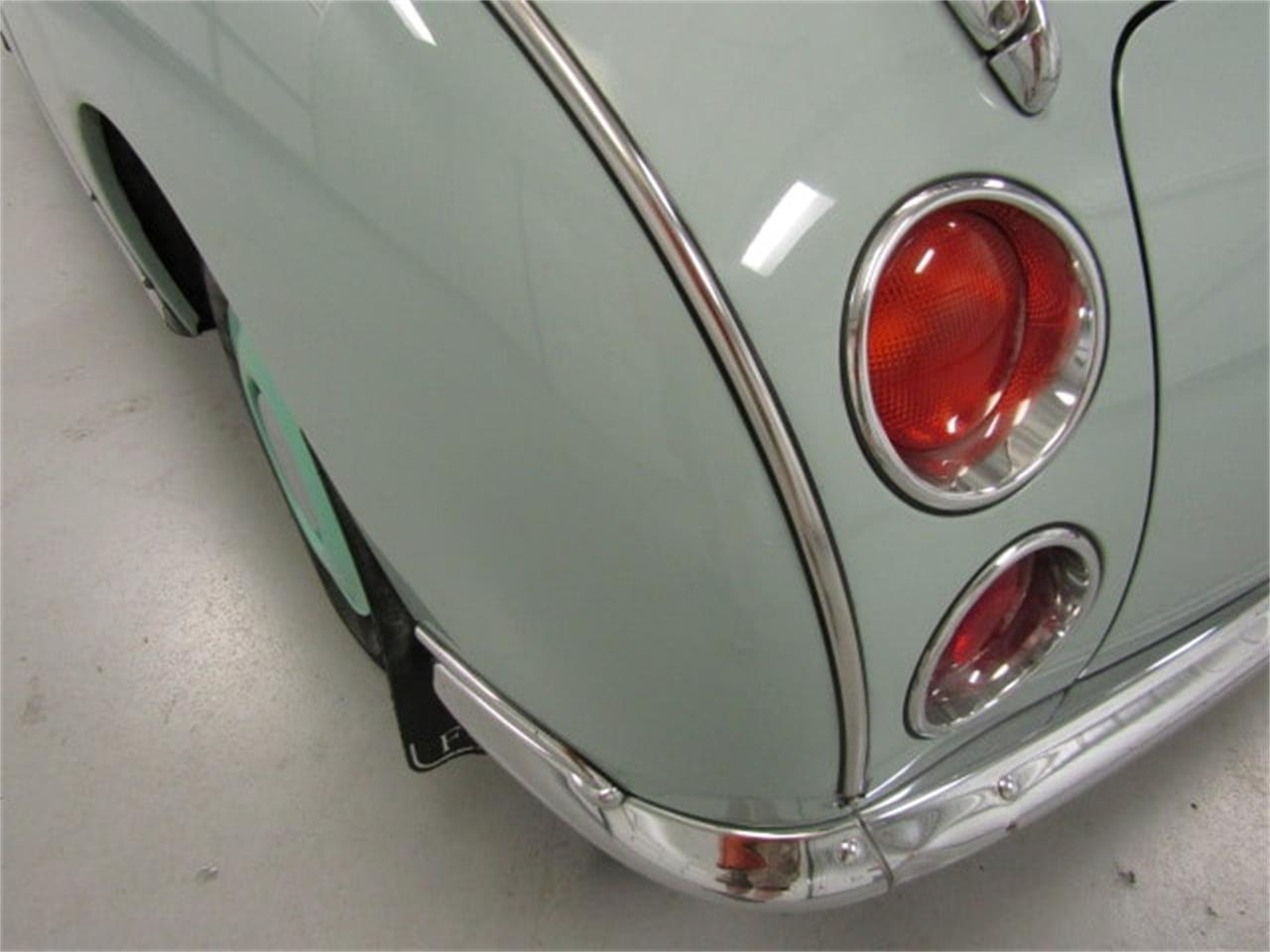Large Picture of 1991 Nissan Figaro located in Christiansburg Virginia Offered by Duncan Imports & Classic Cars - JL5L