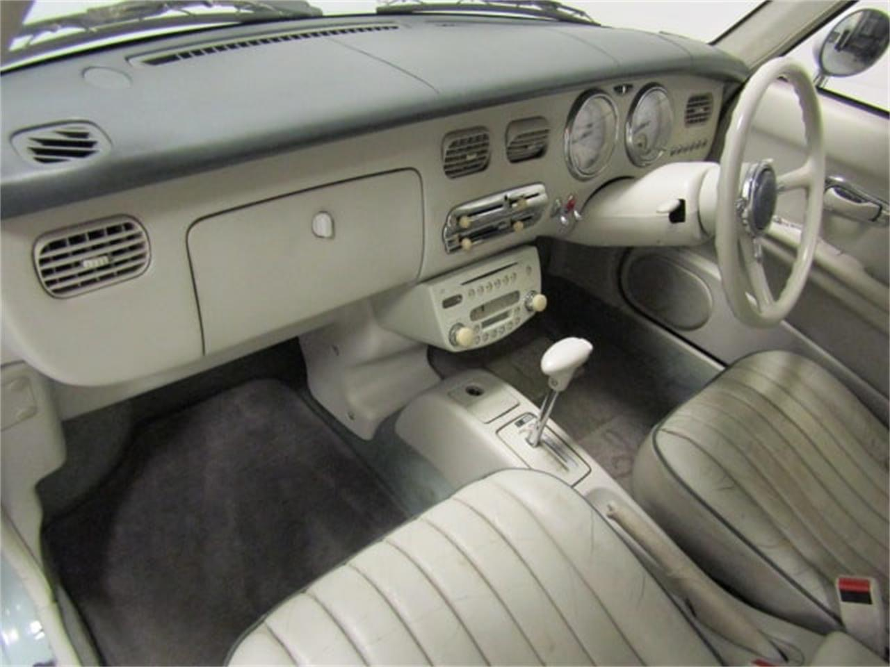 Large Picture of 1991 Nissan Figaro - $9,968.00 Offered by Duncan Imports & Classic Cars - JL5L