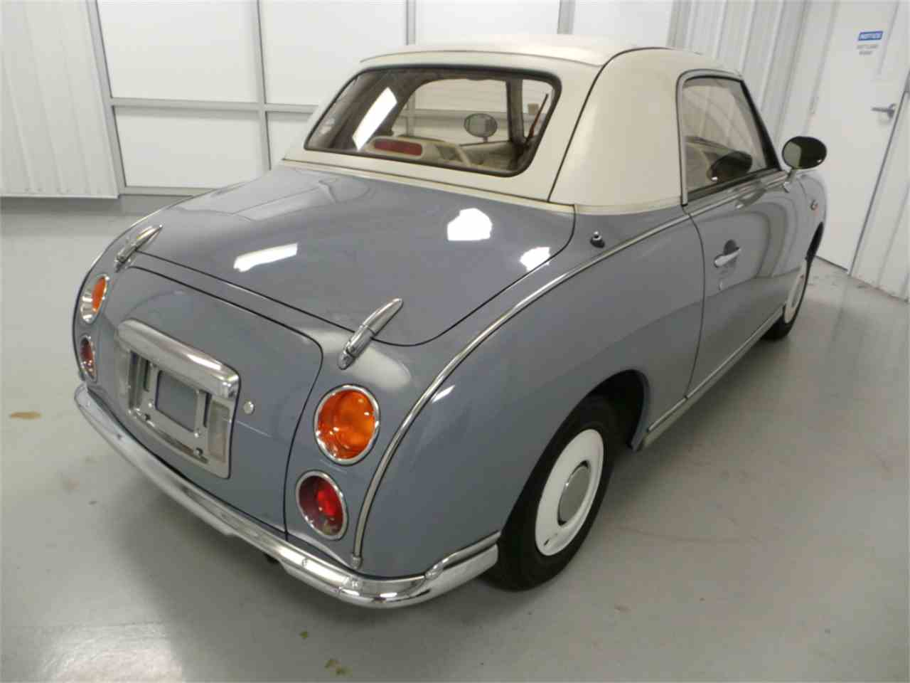 Large Picture of 1991 Figaro located in Christiansburg Virginia Offered by Duncan Imports & Classic Cars - JL5M