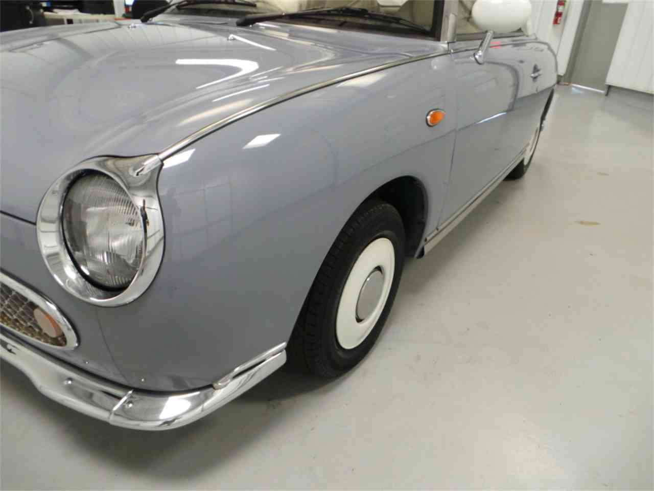 Large Picture of 1991 Nissan Figaro located in Christiansburg Virginia - $14,569.00 Offered by Duncan Imports & Classic Cars - JL5M