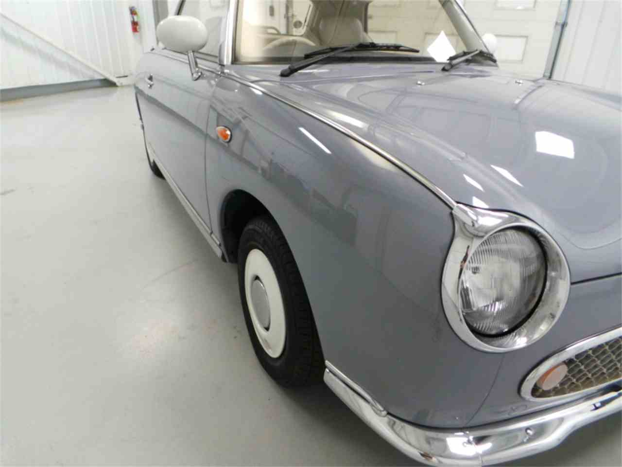 Large Picture of 1991 Nissan Figaro - $14,569.00 Offered by Duncan Imports & Classic Cars - JL5M