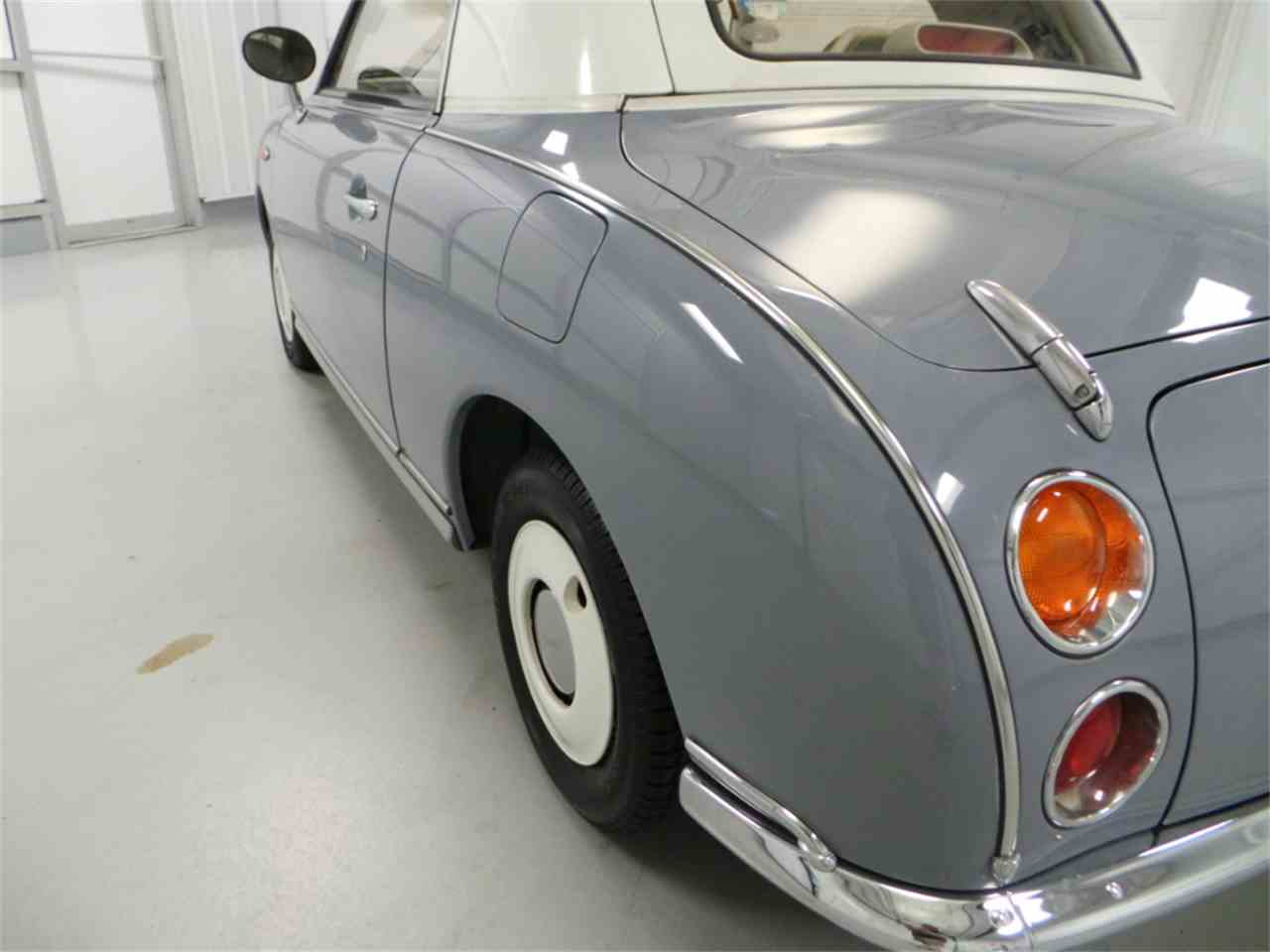 Large Picture of 1991 Figaro - $14,569.00 Offered by Duncan Imports & Classic Cars - JL5M