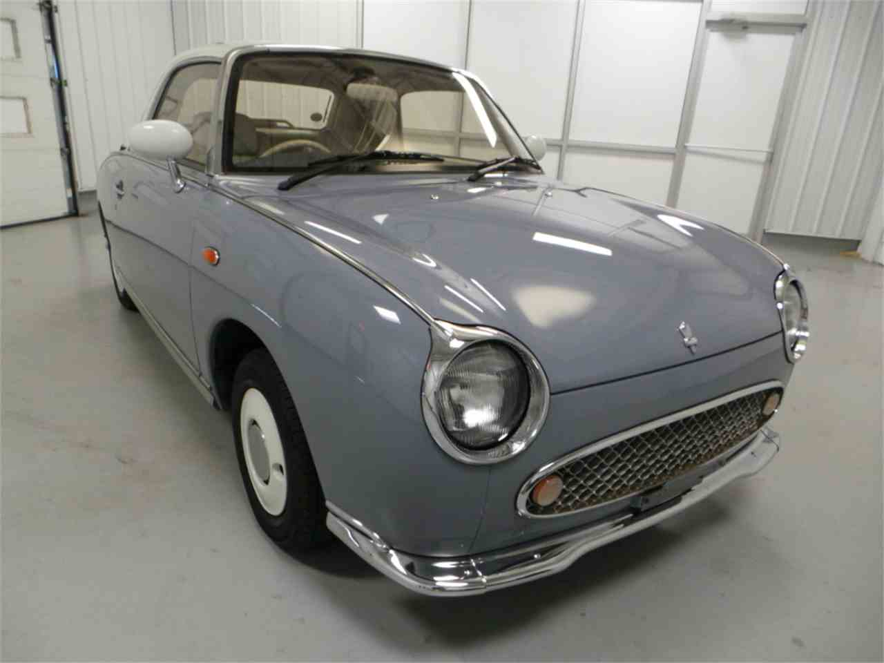 Large Picture of '91 Nissan Figaro - JL5M