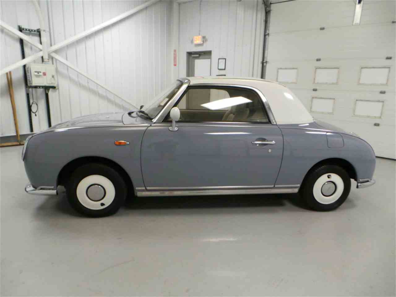 Large Picture of 1991 Figaro Offered by Duncan Imports & Classic Cars - JL5M