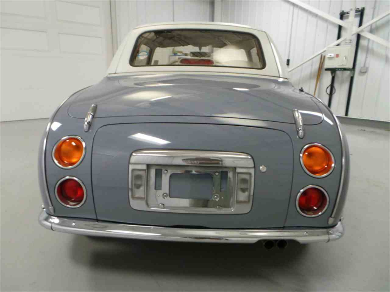 Large Picture of '91 Figaro located in Christiansburg Virginia - $14,569.00 Offered by Duncan Imports & Classic Cars - JL5M