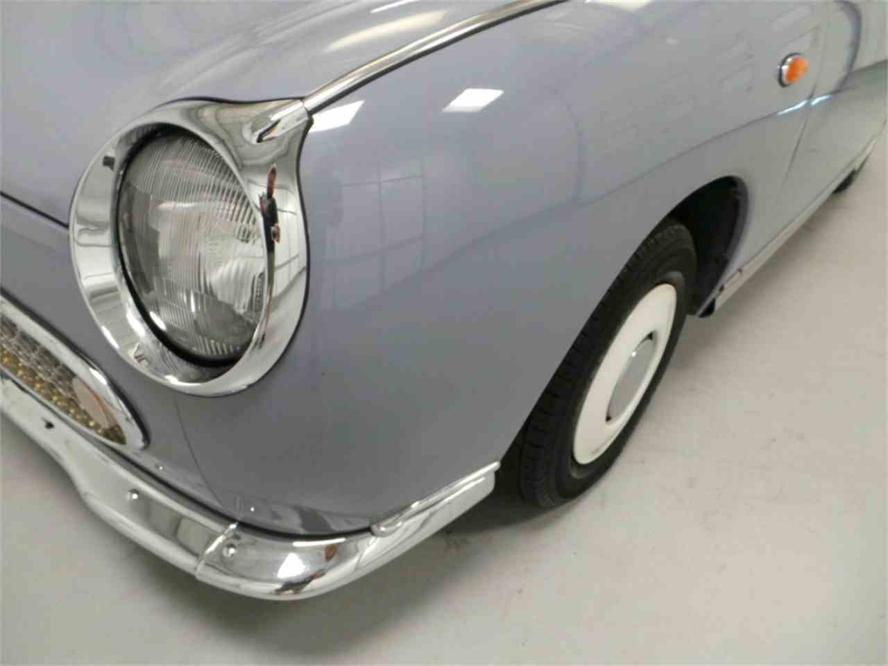 Large Picture of 1991 Nissan Figaro located in Virginia Offered by Duncan Imports & Classic Cars - JL5M