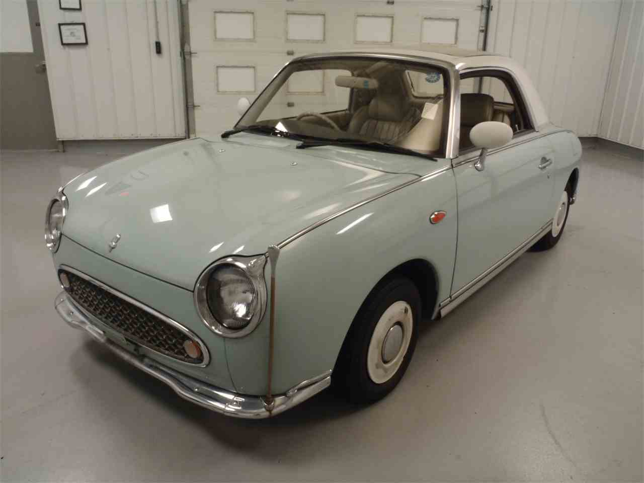 Large Picture of '91 Figaro located in Virginia - $9,887.00 Offered by Duncan Imports & Classic Cars - JL5T