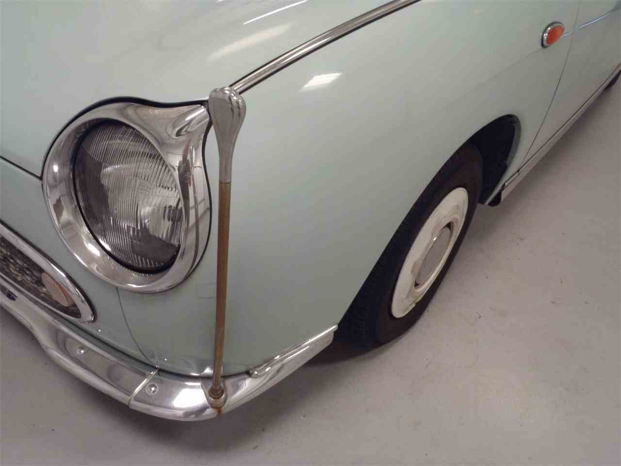 Large Picture of 1991 Nissan Figaro located in Christiansburg Virginia - JL5T