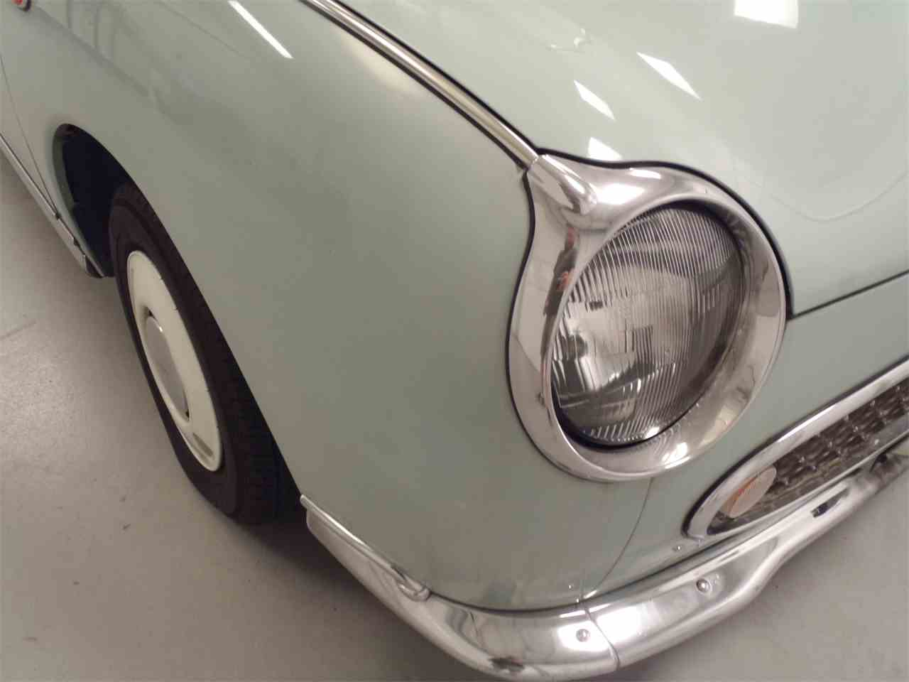 Large Picture of '91 Nissan Figaro located in Christiansburg Virginia - $9,887.00 Offered by Duncan Imports & Classic Cars - JL5T