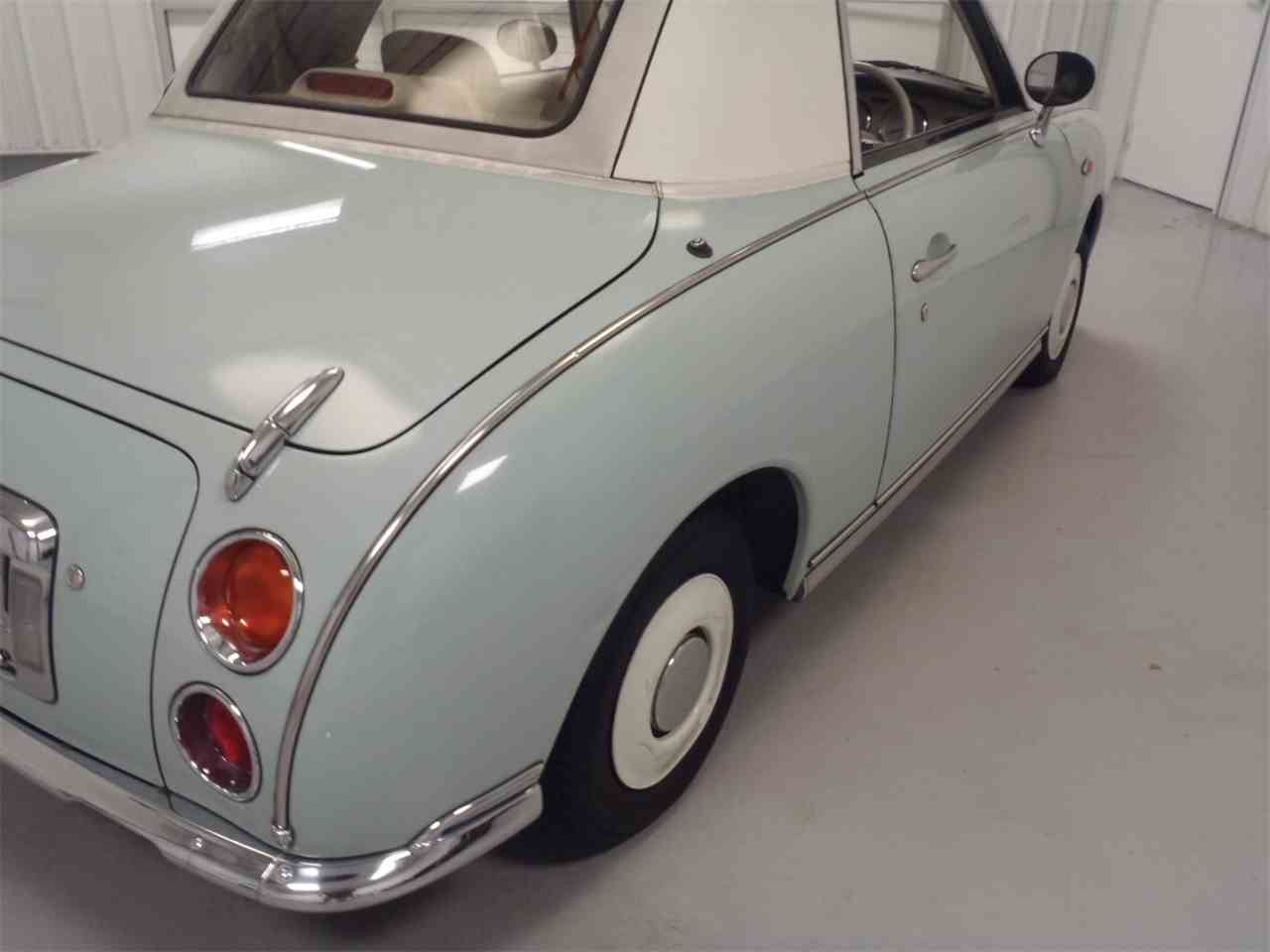 Large Picture of '91 Nissan Figaro located in Christiansburg Virginia - $9,887.00 - JL5T