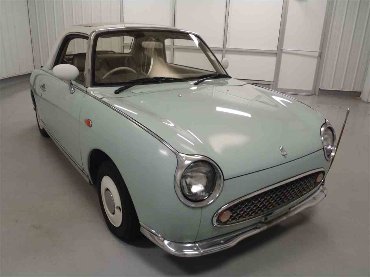 Large Picture of 1991 Figaro located in Virginia Offered by Duncan Imports & Classic Cars - JL5T