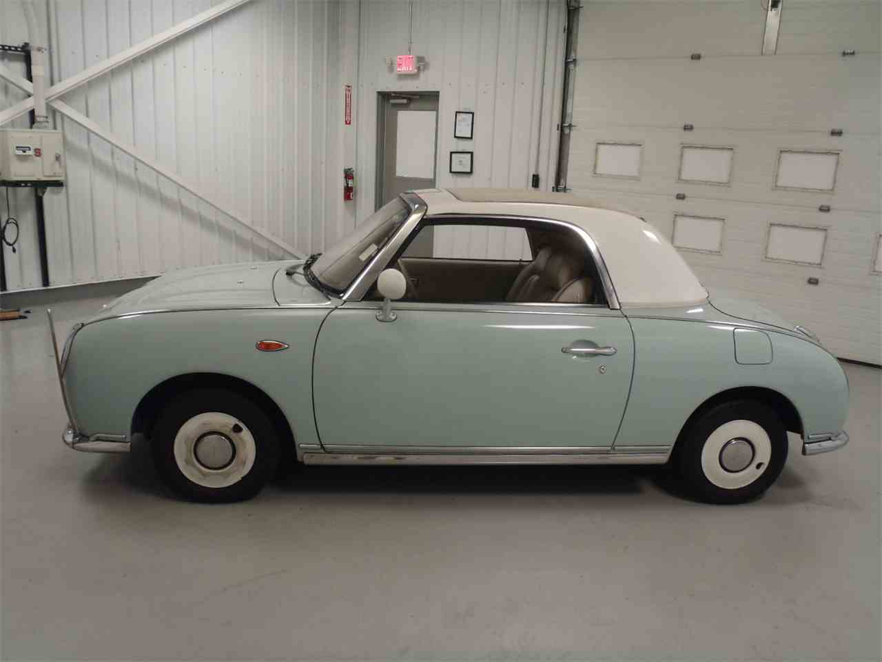 Large Picture of '91 Figaro - $9,887.00 Offered by Duncan Imports & Classic Cars - JL5T