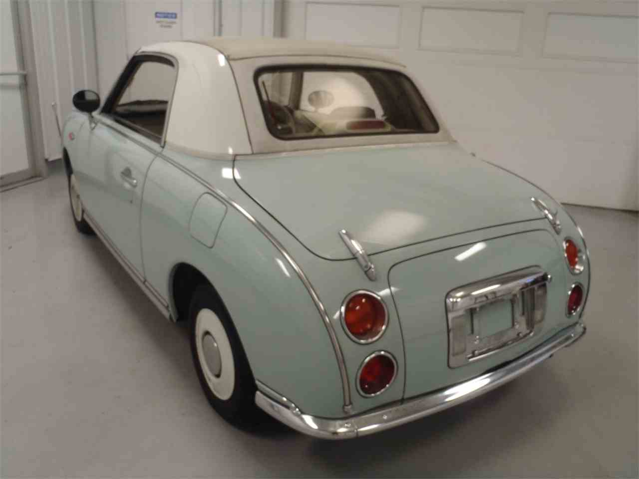 Large Picture of 1991 Nissan Figaro located in Christiansburg Virginia - $9,887.00 Offered by Duncan Imports & Classic Cars - JL5T