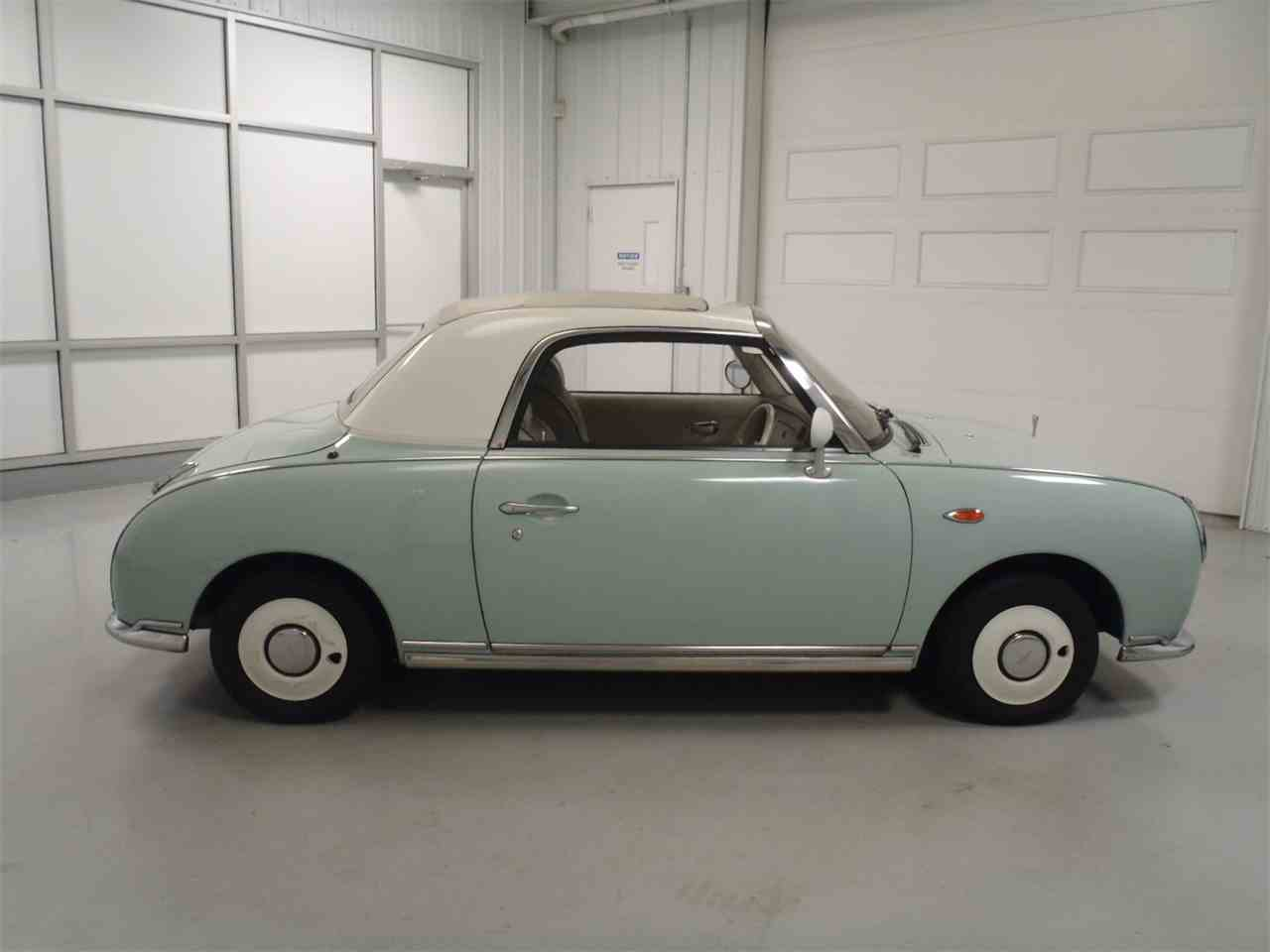 Large Picture of 1991 Nissan Figaro - $9,887.00 Offered by Duncan Imports & Classic Cars - JL5T