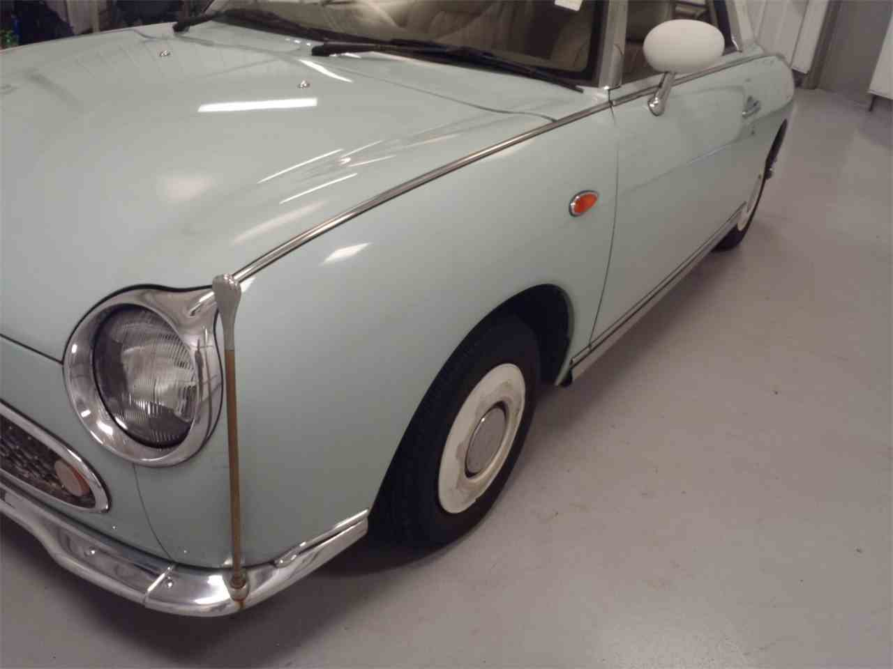 Large Picture of '91 Nissan Figaro located in Virginia - JL5T