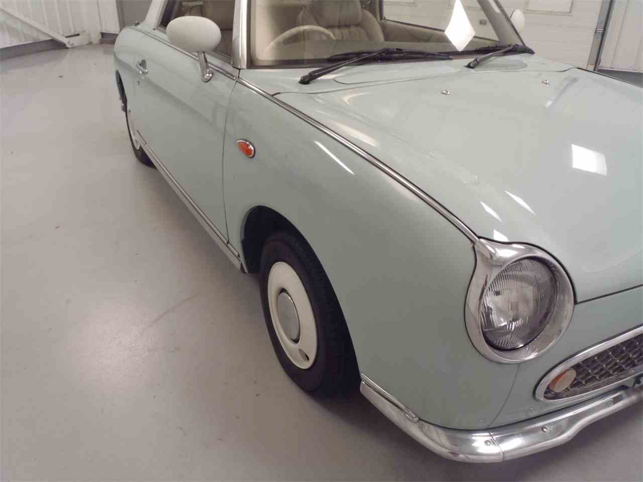 Large Picture of '91 Nissan Figaro located in Virginia Offered by Duncan Imports & Classic Cars - JL5T
