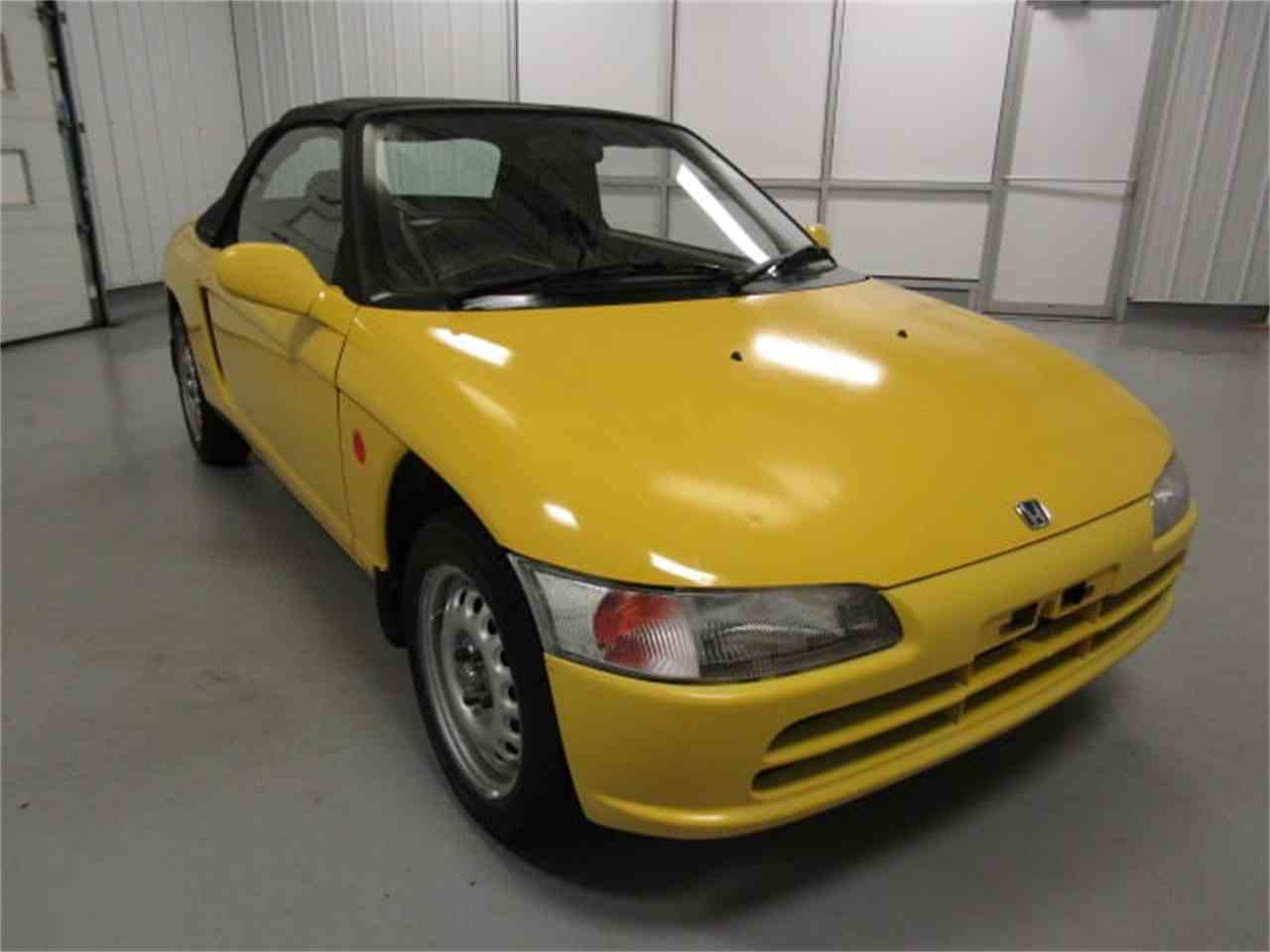 Large Picture of 1991 Honda Beat located in Virginia Offered by Duncan Imports & Classic Cars - JL63