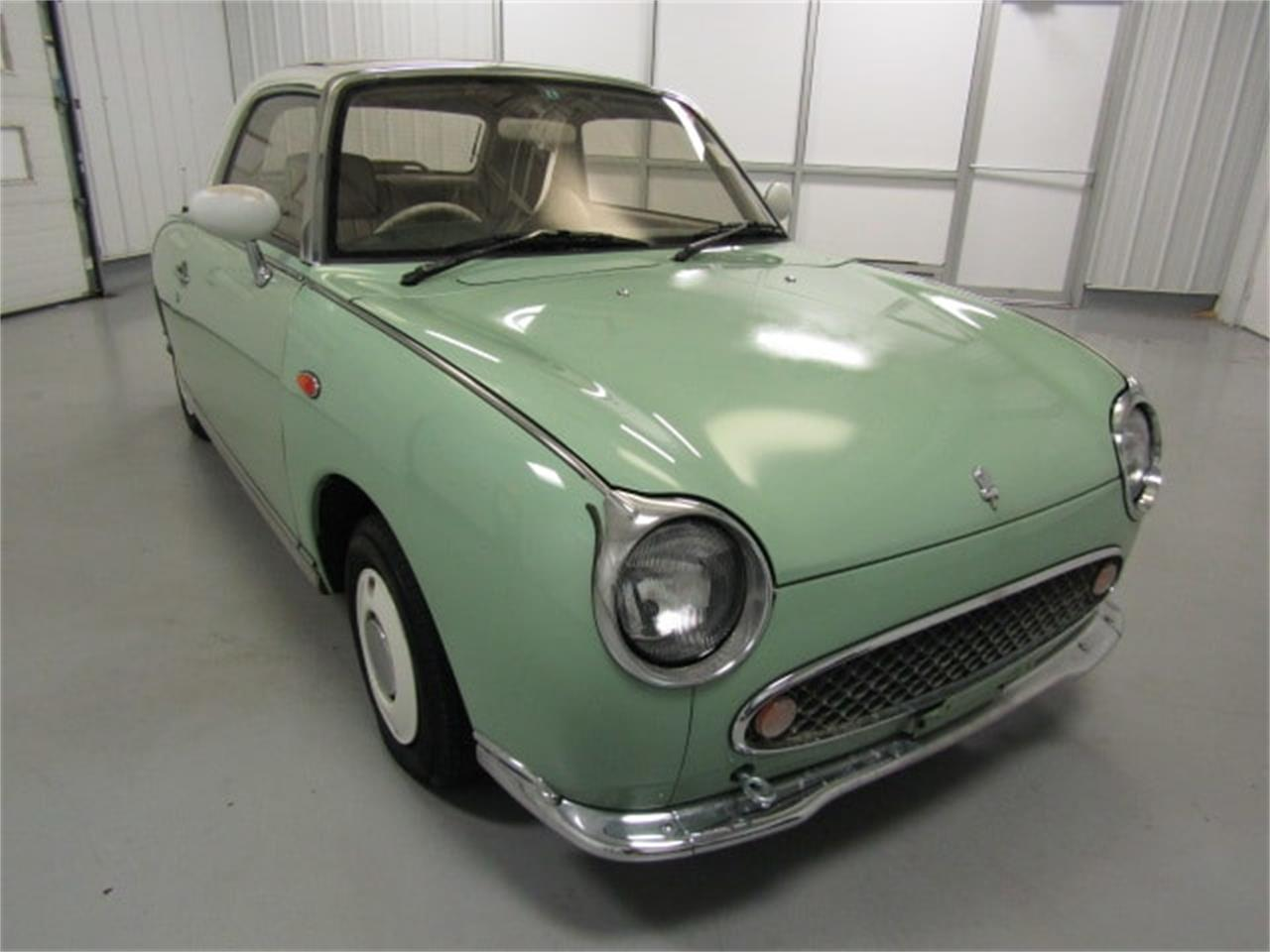 Large Picture of '91 Figaro located in Virginia Offered by Duncan Imports & Classic Cars - JL6C