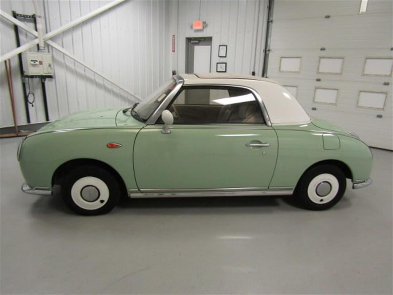 Large Picture of '91 Figaro located in Christiansburg Virginia - $9,993.00 Offered by Duncan Imports & Classic Cars - JL6C