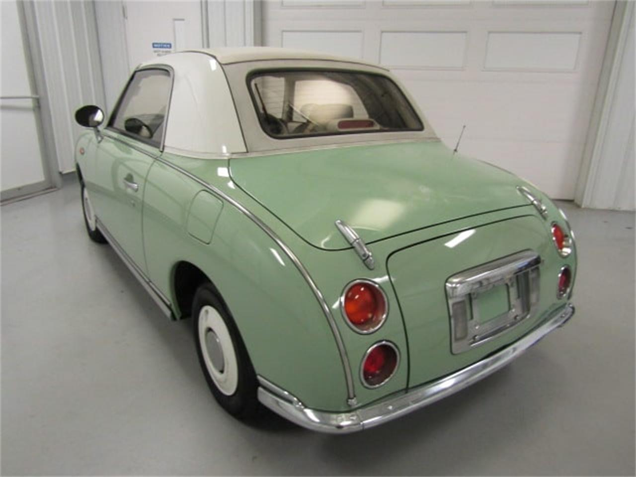 Large Picture of '91 Nissan Figaro - JL6C