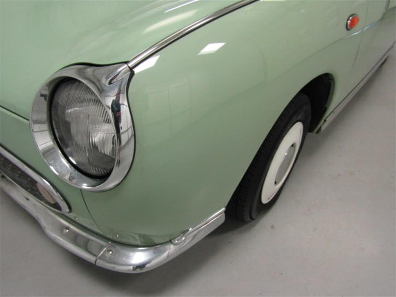 Large Picture of '91 Nissan Figaro Offered by Duncan Imports & Classic Cars - JL6C