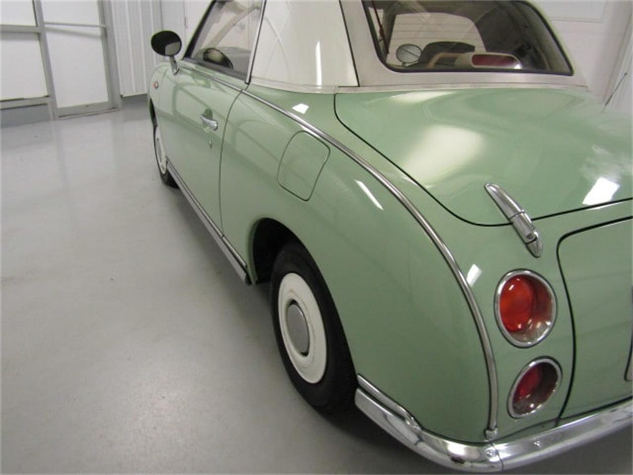 Large Picture of '91 Nissan Figaro located in Christiansburg Virginia - $9,993.00 Offered by Duncan Imports & Classic Cars - JL6C