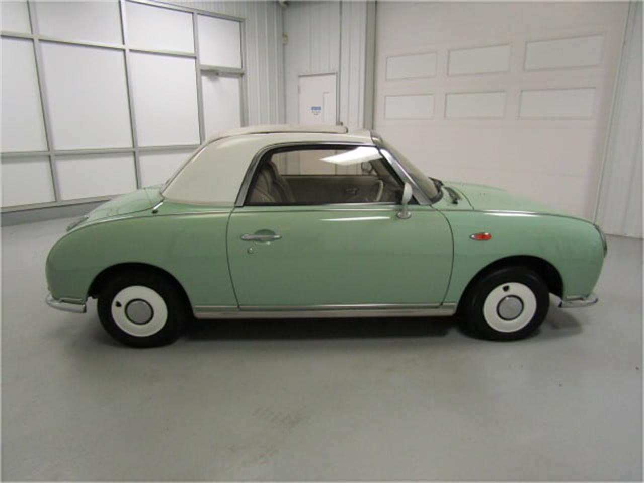 Large Picture of '91 Nissan Figaro - $9,993.00 Offered by Duncan Imports & Classic Cars - JL6C
