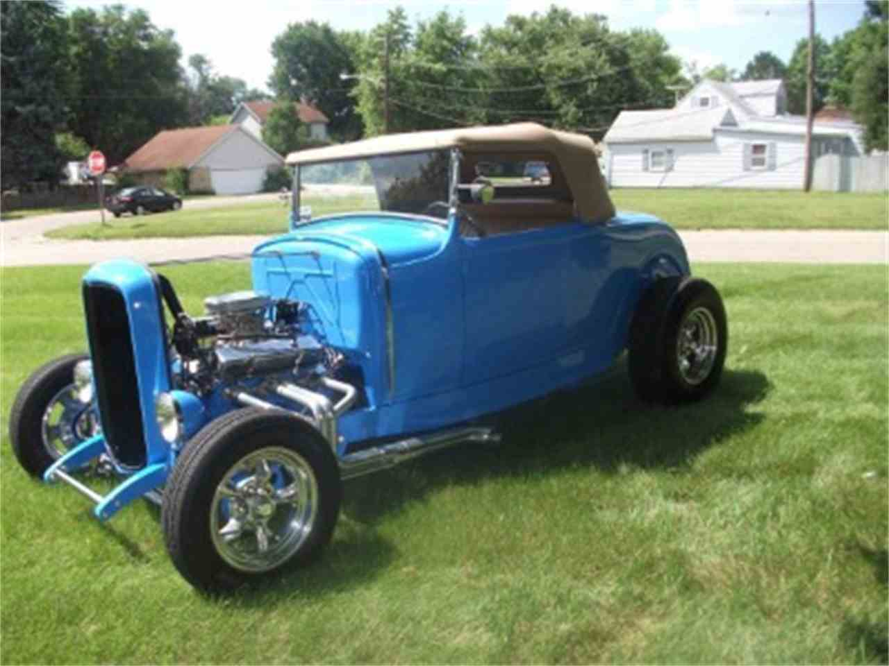 Large Picture of '30 Model A - JIGN