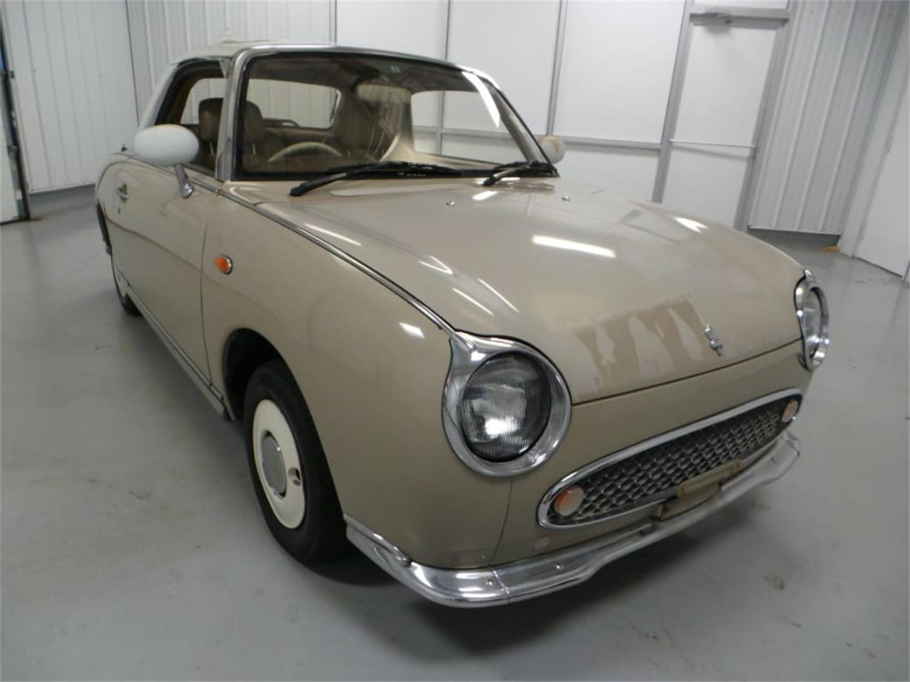 Large Picture of '91 Nissan Figaro Offered by Duncan Imports & Classic Cars - JL6J