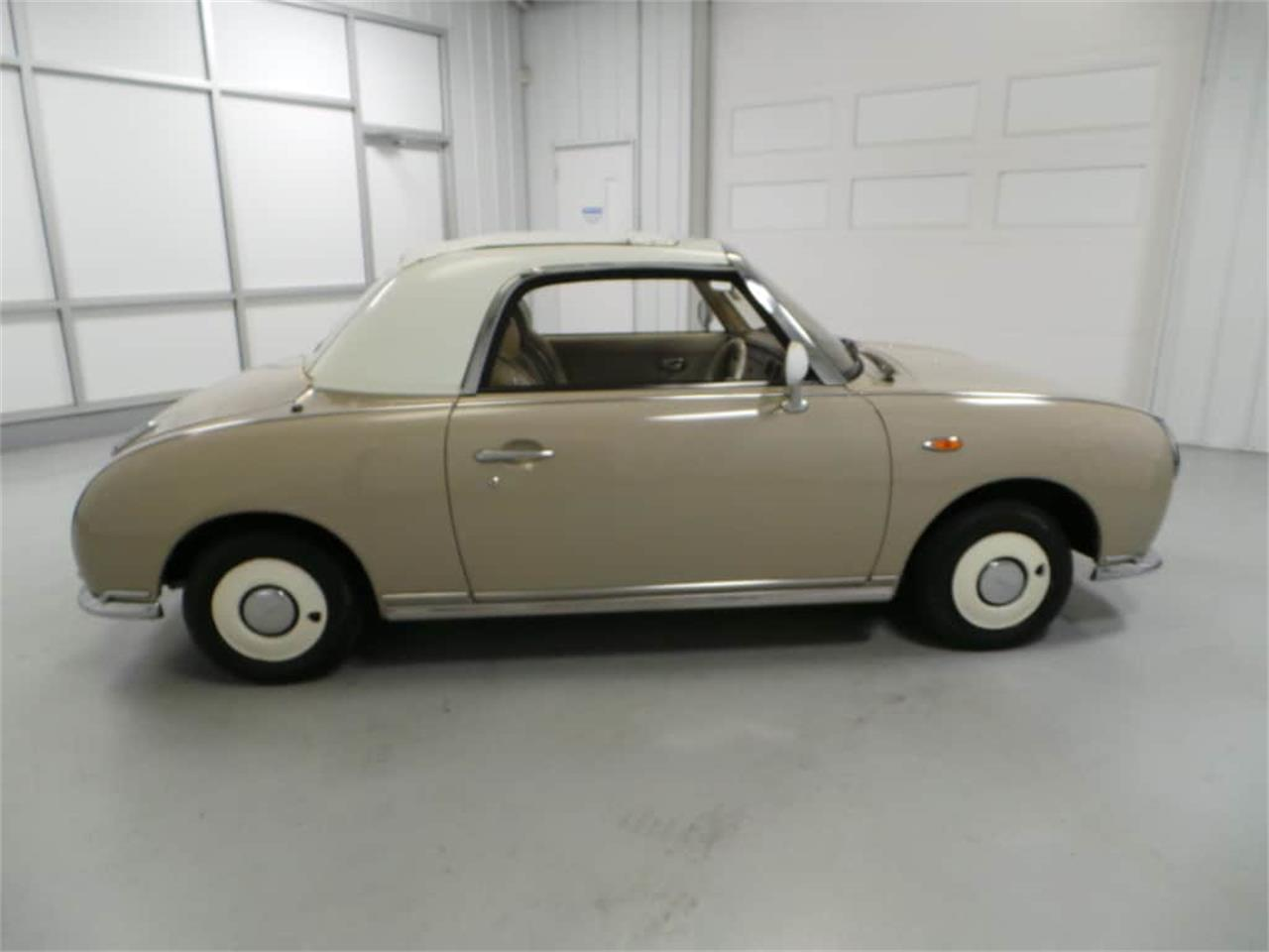 Large Picture of '91 Nissan Figaro located in Christiansburg Virginia - JL6J